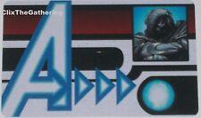 NFID-012 MOON KNIGHT ID CARD Nick Fury Agent of S.H.I.E.L.D Marvel Heroclix Rare