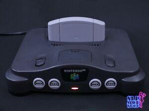 Nintendo 64 PAL | N64 RGB Tim Worthington | Deblur | PAL