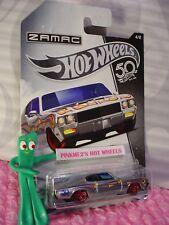 Giw Mattel HW 50mo Anniversario Zamac Themed Ass.to