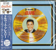 Elvis Presley-elvis' Golden Records Volume 3-japan CD B63