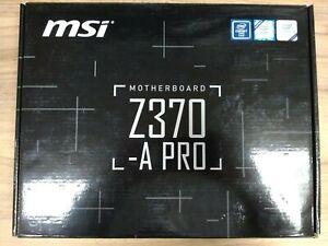 Motherboard MSI Z370 - A PRO , Placa Base