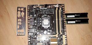 Intel i7 4790K+Motherboard+RAM+Cooler bundle