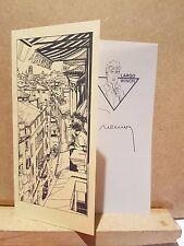 LB16   Francq - Largo Winch - Ex-Libris - Tropica BD s/n