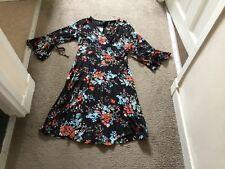 Bnwt Ladies Dorothy Perkins Wrap Style Dress Size 8