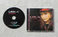 """CD AUDIO MUSIQUE / LESLIE """"MES COULEURS"""" 2004 CD ALBUM 14TRACKS M6 INTERACTIONS"""