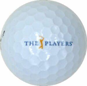 THE PLAYERS -Titleist- Logo GOLF BALL