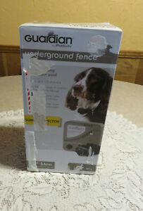 Guardian by PetSafe UNDERGROUND PET FENCE 1/3A Exp to 5A #GIG00-15022 *NIB*