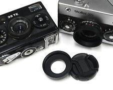 New Lens hood + cap for Rollei 35 series 35 35B 35TE 40/3.5 camera