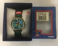 DISNEY MICKEY MOUSE WATCH BY TIMEX M901PH MICKEY SWINGS VINTAGE BRAND NEW