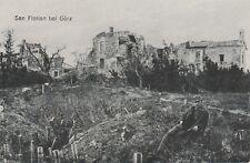 * GORIZIA GORZ - San Florian (San Floriano del Collio) WWI