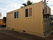 New 20 foot office in New shipping 20 foot shipping container
