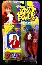 McFarlane Toys Austin Powers Action Figure New 1999