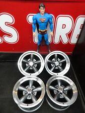 "15"" staggered set TORQ STYLE wheels Camaro chevelle camino monte Nova 15x8 _15x7"