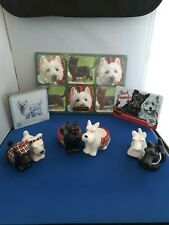 Scottie and Westie Collection
