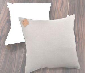 Luxury Original Habitat cushions 100% Cotton Including Inner PAD 50x50 cm