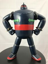 Tetsujin  28 / Gigantor Retro Dark Blue 12Inch Vinyl Figure By Rocket Pro Used