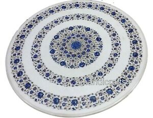 Decent Look Kitchen Table Top Lapis Lazuli Stone Inlaid Dining Table Home Assent