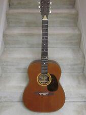 Vintage Valdez V-66 acoustic guitar- circa 1970,mahogany,spruce,made in Finland