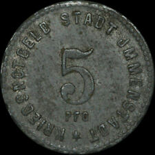 NOTGELD: 5 Pfennig 1919. Funck 227.1. STADT IMMENSTADT / BAYERN.