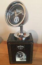 Jack Daniel's Wing Mirror Alarm Clock With Box