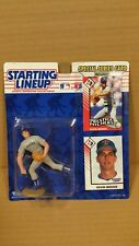 STARTING LINEUP (SLU) MLB 1993 SERIES KEVIN BROWN TEXAS RANGERS (ACTUAL PHOTOS)