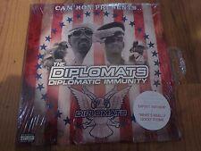 Diplomats - Diplomatic Immunity 4 LP set vinyl record NEW sealed RARE Cam'ron