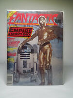 Star Wars Vintage Fantastic Films Magazine July 1980 Star Wars C-3PO and R2-D2