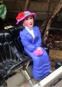 Mamod Lady passenger  FOR ROADSTER  SA1, LIMO,BUS- or train, diorama