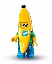 LEGO MINIFIG - NEW & SEALED LEGO MINIFIGURE SERIES 16 BANANA SUIT GUY 71013