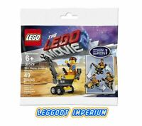 LEGO Movie 2 - Mini Master-Building Emmet Polybag - 30529 FREE POST