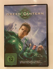 DVD - Green Lantern DC Comics! Ryan Reynolds Sehr Guter Superhelden Film!