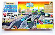1996 Matchbox Toys Action System Road Track set #9 New Sealed