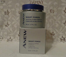 Avon Anew Night Force Vertical Lifting Complex 1.7 fl oz NEW Old Stock FREE SHIP