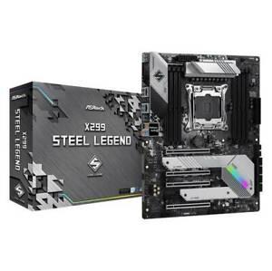 Asrock X299 Steel Legend Intel X-series S2066 X299 Max 256GB DDR4 ATX M/B