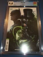 Batman #60 Mattina Variant CGC 9.8 NM/M Gem Wow