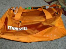 Nike Tennessee Volunteers Football Team Issued Travel Bag with bag tag #6