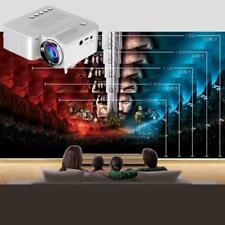 Mini Portable LED Projector 1080P Multimedia Home Cinema Theater 0018