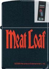 Zippo 218 meat loaf music Lighter + FLINT PACK