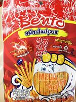 Kitchen BENTO Snacks  Hot Chilli Flavour Spicy Squid Seafood Thai Snack