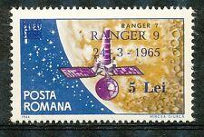 Roemenië 2395 postfris  motief Ruimtevaart