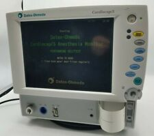 Datex-Ohmeda Cardiocap 5 Monitor Display ECG Spo2 Nibp Printer 6051-0000-164 GE