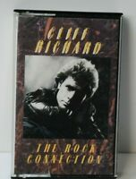 Cliff Richard - The Rock Collection Music Cassette Tape Includes 14 Tracks