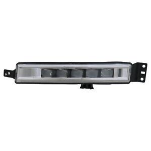 Fog Light Assembly-NSFCertified Left TYC 19-6160-00-1 fits 16-17 Honda Accord