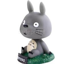 Anime My Neighbor Totoro Bobble Head Dancing Model Dashboard Toy Car Decor