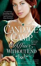 An Affair Without End by Candace Camp (2011, Paperback)