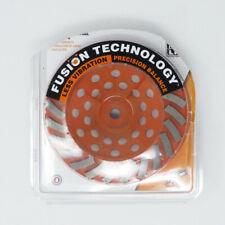 Ridgid 7 In 24 Segment Turbo Cup Diamond Grinding Wheel For Concrete Amp Masonry