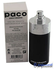 PACO PACO  BY PACO RABANNE (UNBOX METAL CAN)3.4 OZ EDT SPRAY FOR MEN