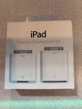 Genuine Apple iPad Camera Connection Kit MC531ZM/A (A1362 & A1358)
