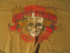 Gregg Allman and Friends Concert T-Shirt 2007 Summer Tour