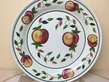 Portmeirion Studio Orchard Fruit Large Dinner Plate  27cm Very Good Condition